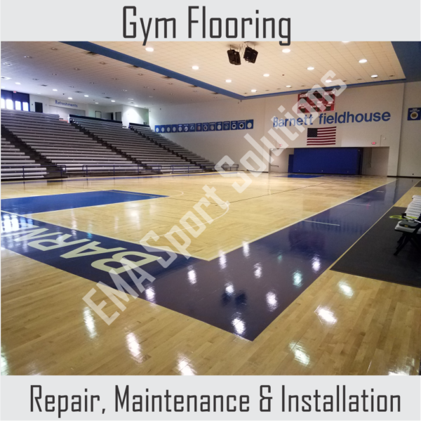 gym flooring, installation, building, reparation, maintenance